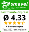 Lastminute-Express Test Bewertung