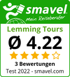 Lemming Tours Test Bewertung