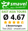 EAST ASIA TOURS Test Bewertung