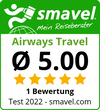 Airways Travel Test Bewertung