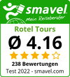 Rotel Tours Test Bewertung