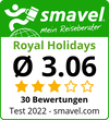 Royal Holidays Test Bewertung