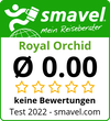 Royal Orchid Test Bewertung