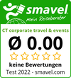 CT corporate travel & events Test Bewertung