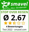 STOP OVER REISEN Test Bewertung