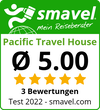 Pacific Travel House Test Bewertung