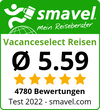 Vacanceselect Reisen Test Bewertung