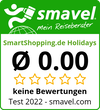 SmartShopping.de Holidays Test Bewertung